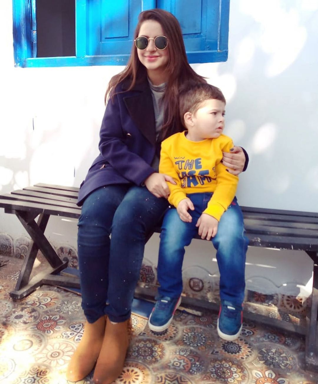 Kanwar Arsalan and Fatima Effendi with Family - New Pictures