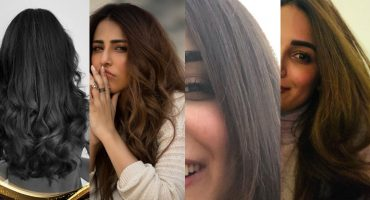 Common Hairstyles of Ushna Shah That Are Just Love