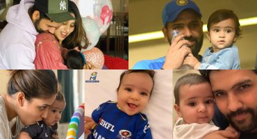 Rohit Sharma Daughter   10 Adorable Pictures