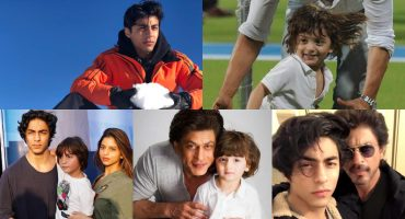 Shah Rukh Khan Sons   10 Captivating Pictures