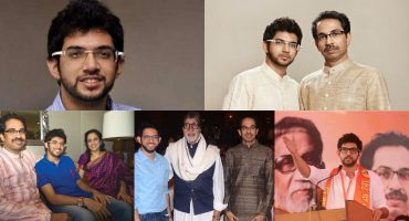 Uddhav Thackeray Son   10 Bewitching Pictures