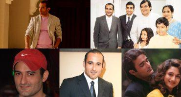 Vinod Khana Son | 10 Charming Pictures