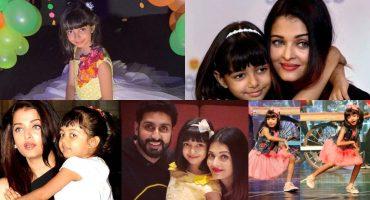 Aishwarya Rai Daughter | 10 Endearing Pictures