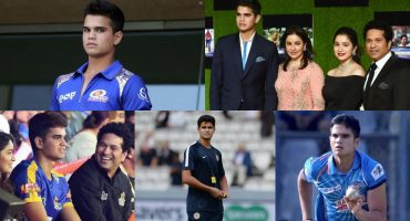 Sachin Tendulkar Son | 10 Startling Pictures