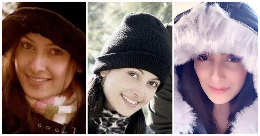 Mesmerizing Winter Looks of Ayeza Khan