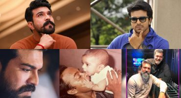 Chiranjeevi Son | 10 Striking Pictures