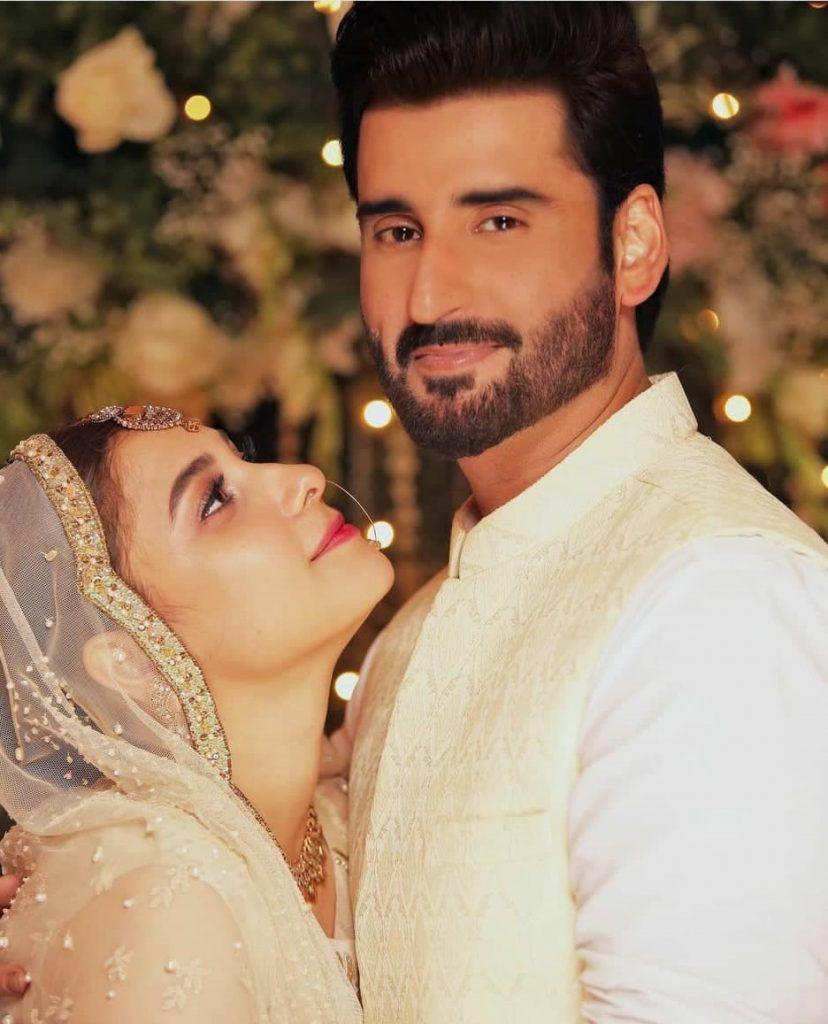 Agha Ali Surprised Hina Altaf On Her Birthday