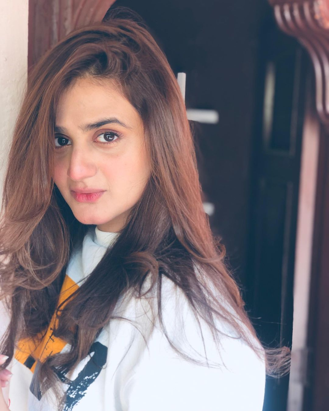 Hira Mani Latest Pictures with her Family