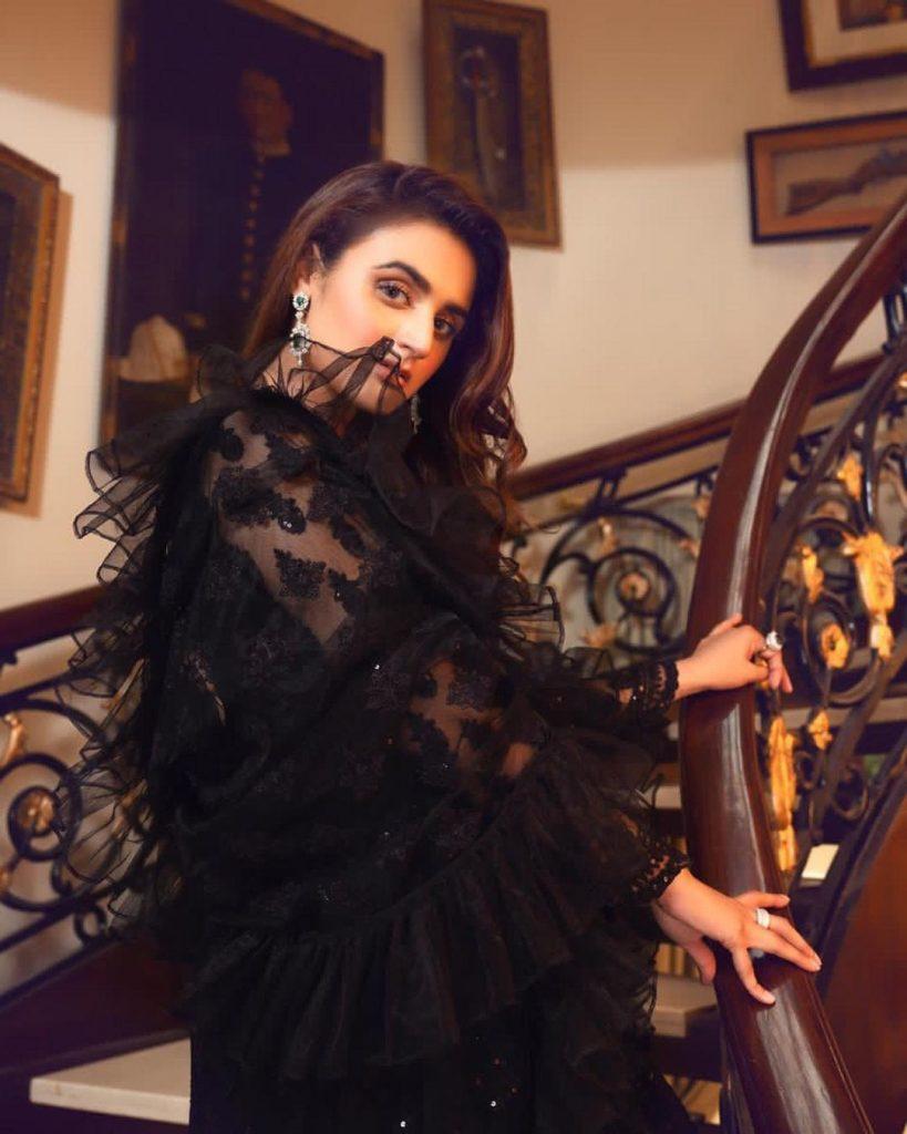 Hira Mani Looks Gorgeous In Latest Photoshoot