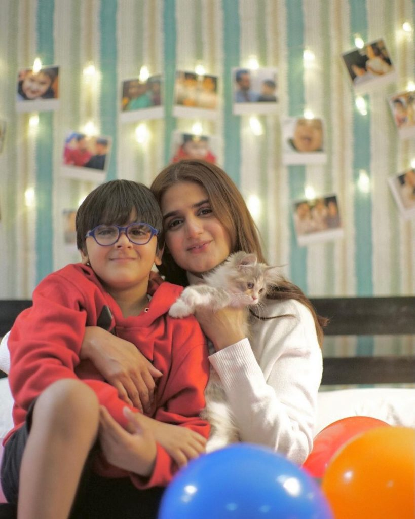 Hira Mani Hosted Ducky Bhai At Her Place