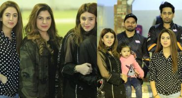 Salman Saeed And Aleena's Latest Pictures