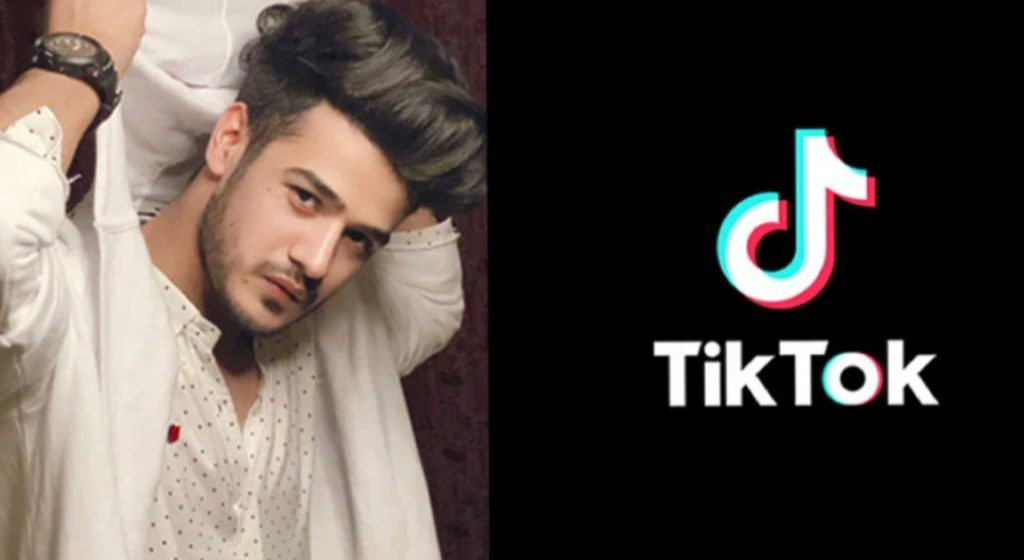 See first Pakistani Tiktok boy with 10 million followers