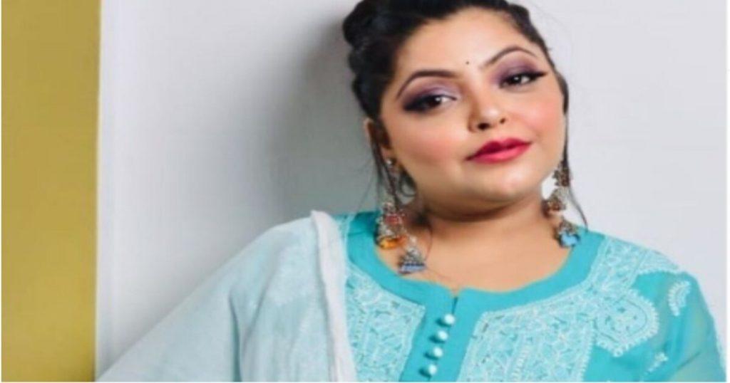 Divya Bhatnagar , an Indian TV actress died of Corona