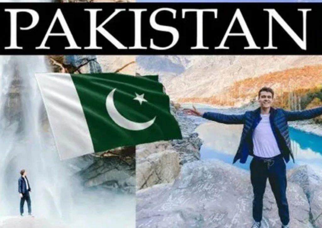 UK Vlogger Jay Palfrey stunned by Pakistan's beauty