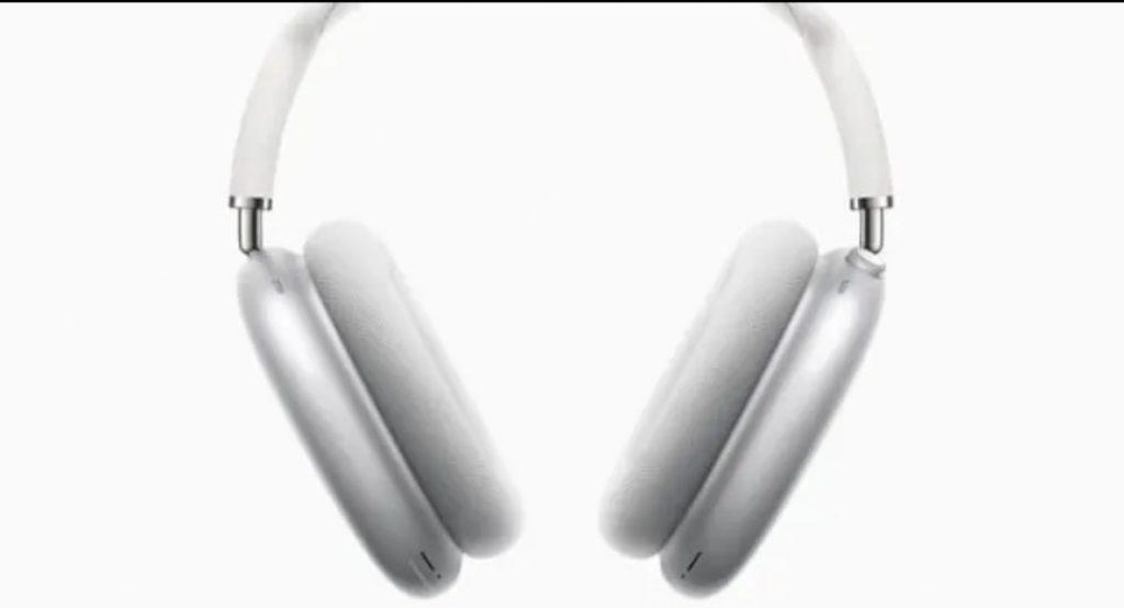 Apple launches airpods max over ear headphones