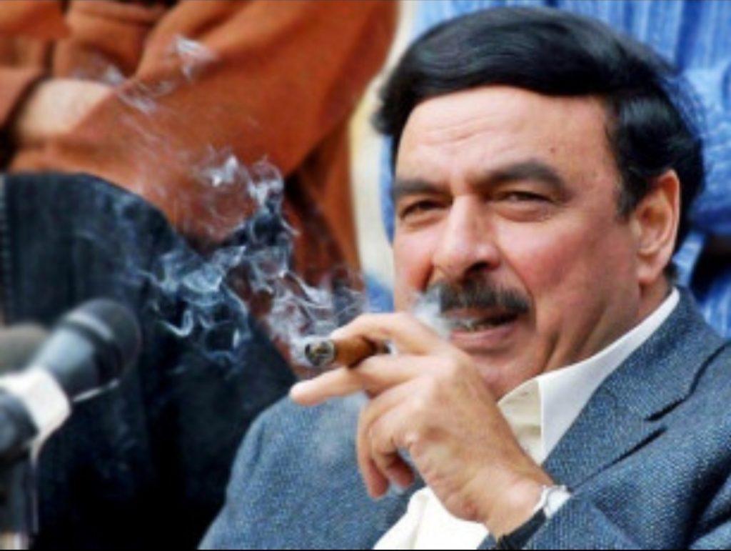 Fazal-ur-Rehman won't get any turn even if all Chaudhries will die , Sheikh Rasheed