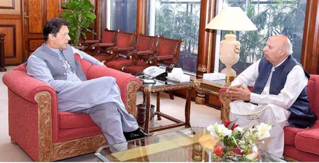 PM Imran Khan to hold meeting with Governor Punjab regarding PDM Rally