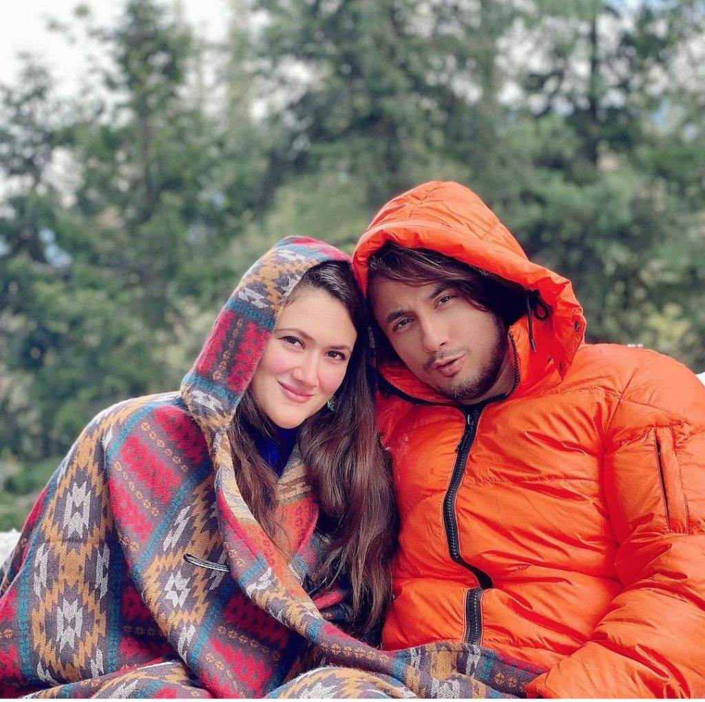 Ali Zafar Thanked His Wife In a Heartwarming Post On Instagram