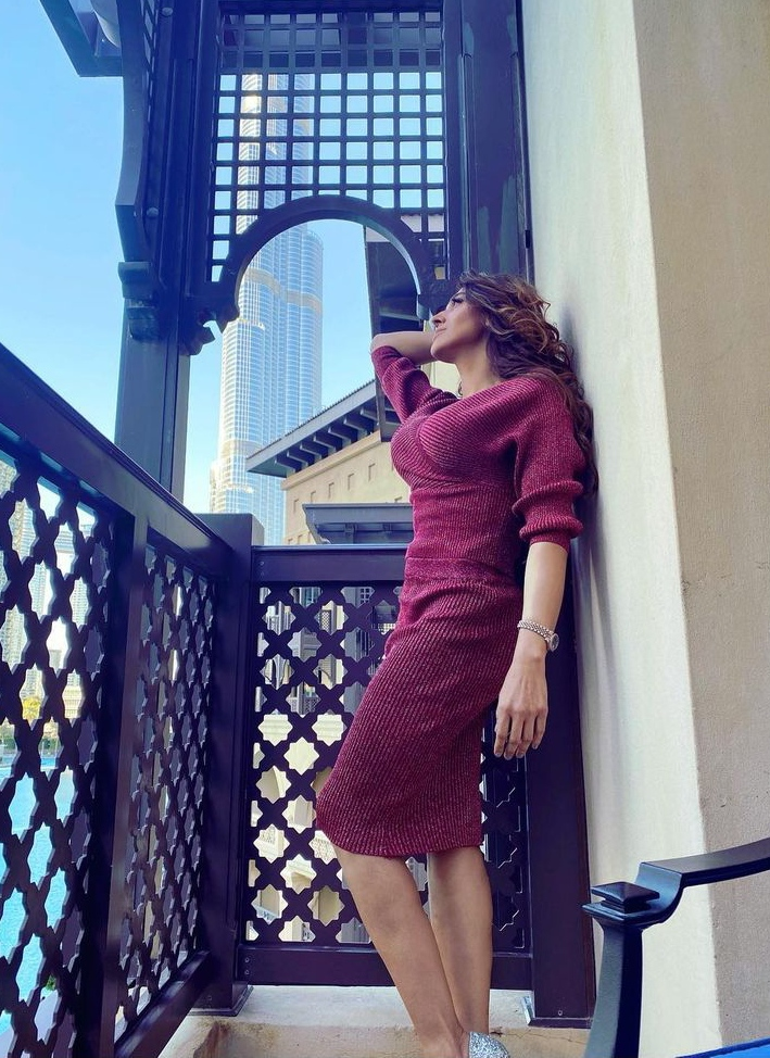Sana Fakhar Flaunts Her Fitness In Recent Pictures