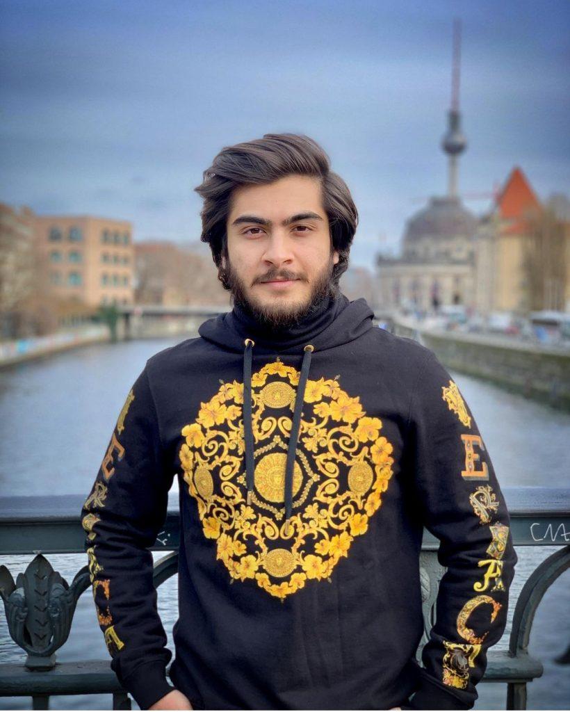 Abdullah Kadwani's Handsome son Haroon Kadwani's pictures