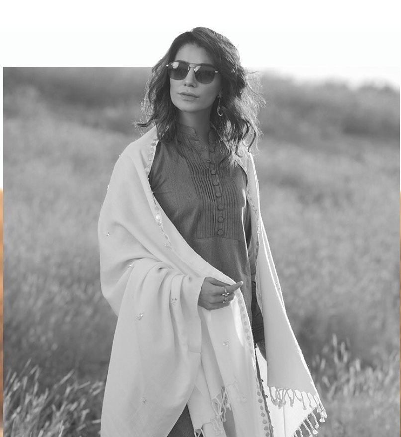 Naveen Waqar Gives Nomadic Vibes in latest Photoshoot