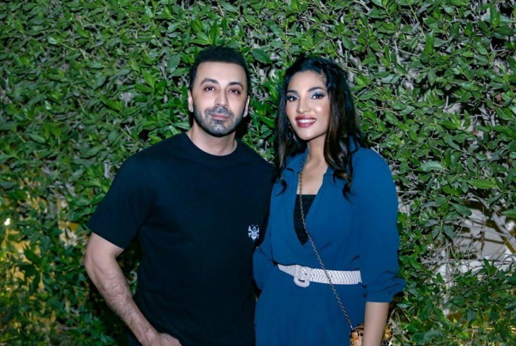 Zhalay Sarhadi New Pictures With Husband