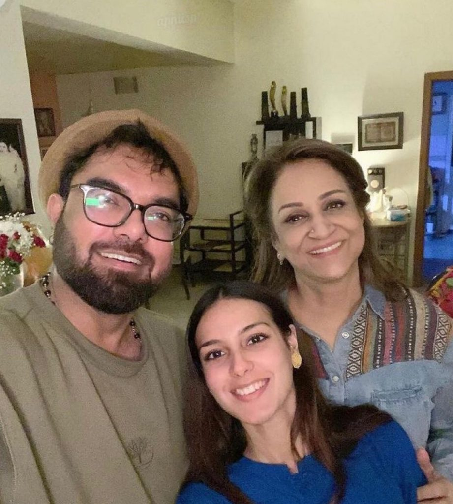Bushra Ansari Hosted Iqra and Yasir