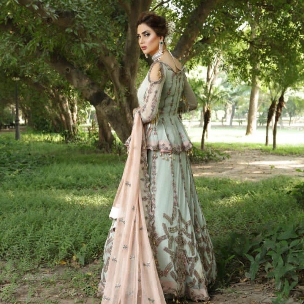 Fiza Ali Beautiful Bridal Pictures