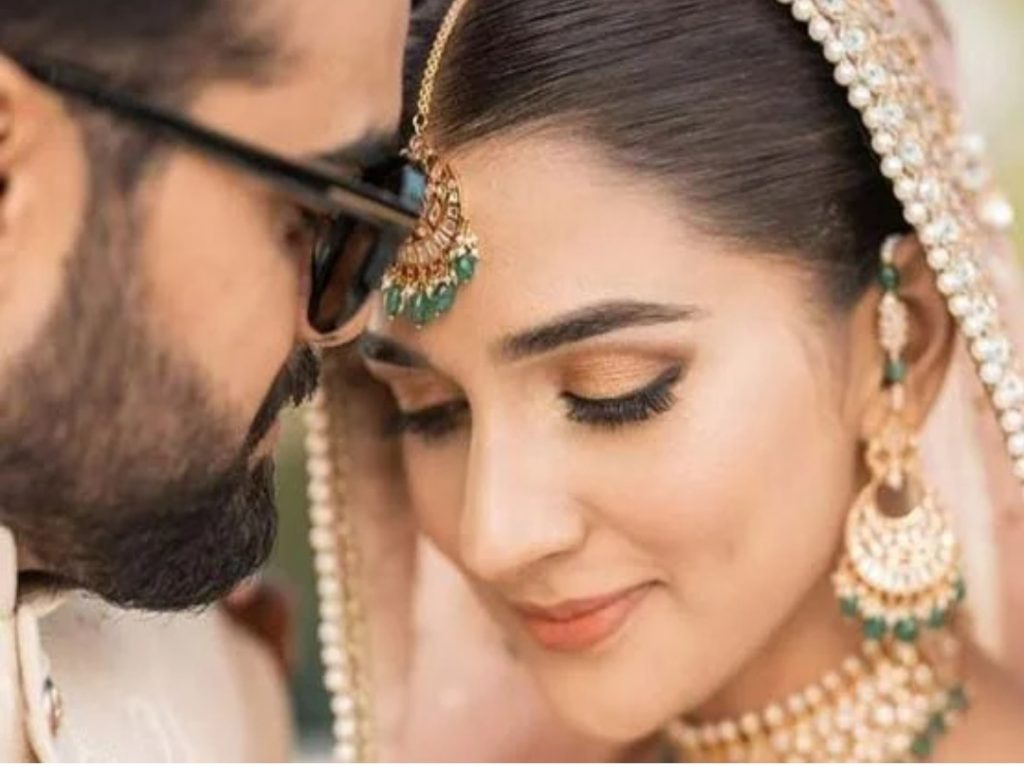 Rabab Hashim Shares Beautiful Pictures After Wedding