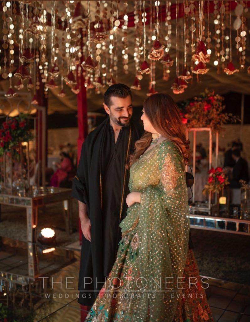 Naimal Khawar Sister Fiza's Wedding HD Pictures
