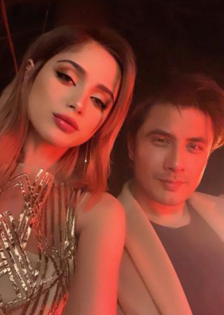 Aima Baig And Ali Zafar Spotted In Nathia Gali