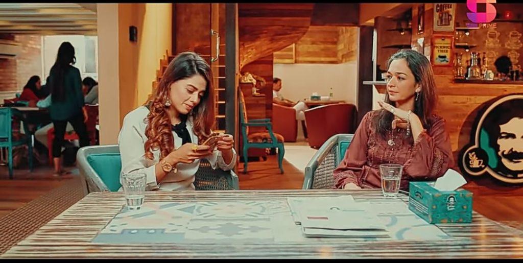 Aijaz Aslam And Samiya Mumtaz Web Series Released