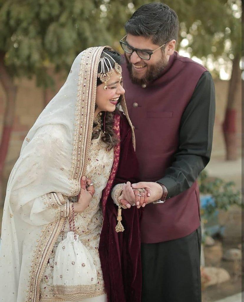 Srha Asghar Nikkah Pictures