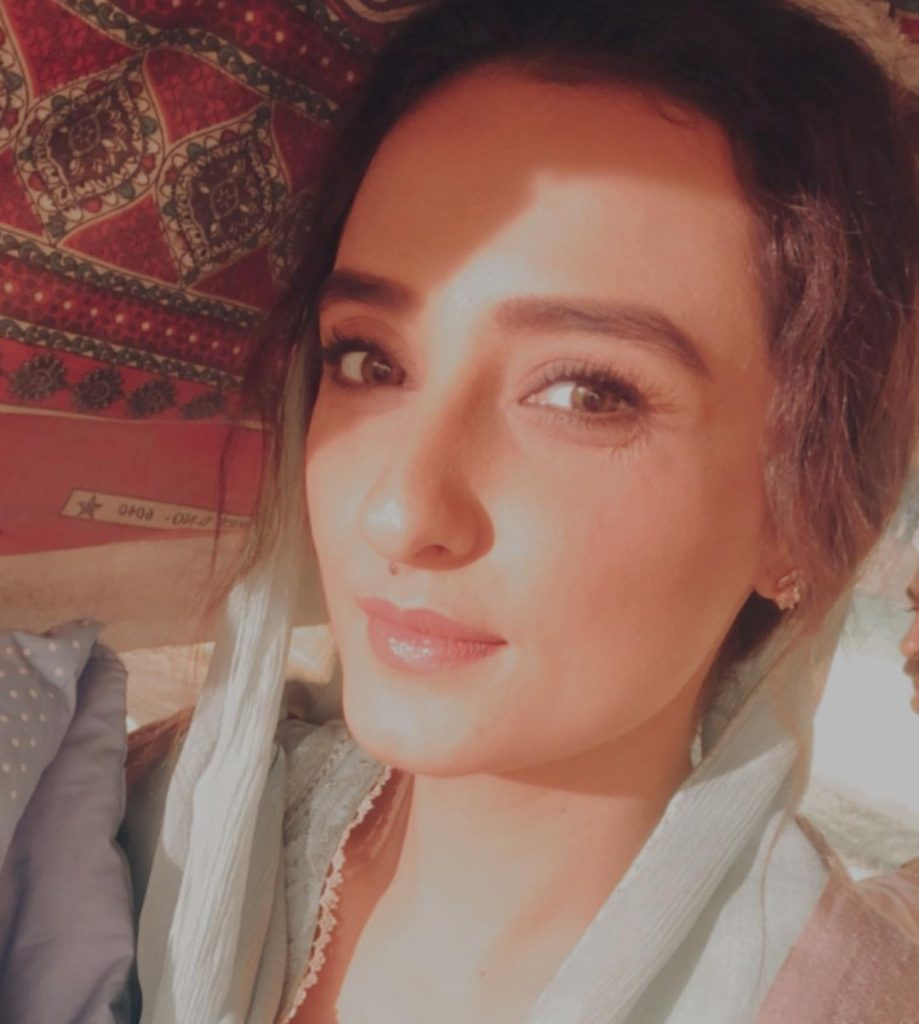 Momal Sheikh Explains Why Mehek In Mushk Is Shy