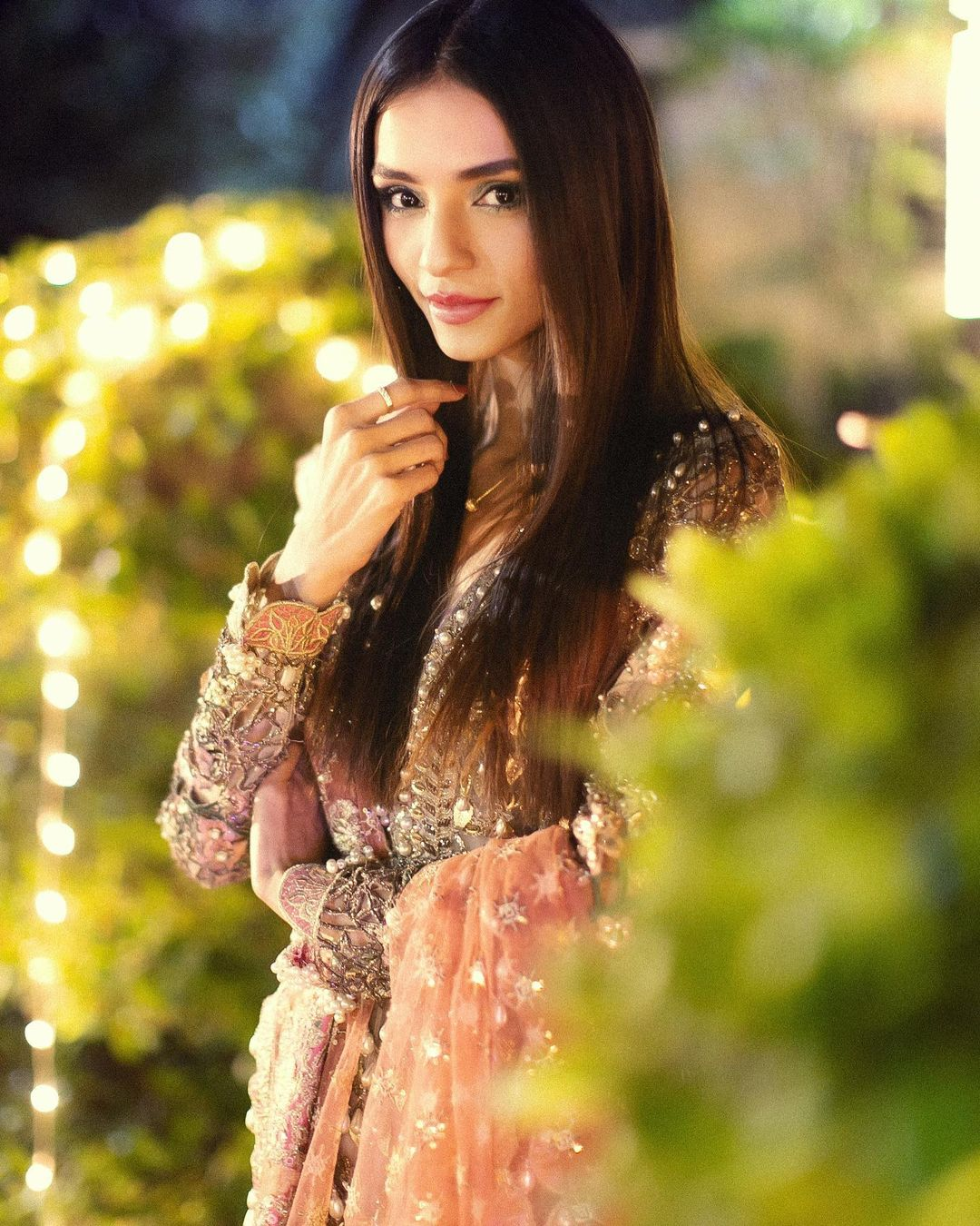 Super Model Javeriya Hanif Mayoun Look Photo Shoot