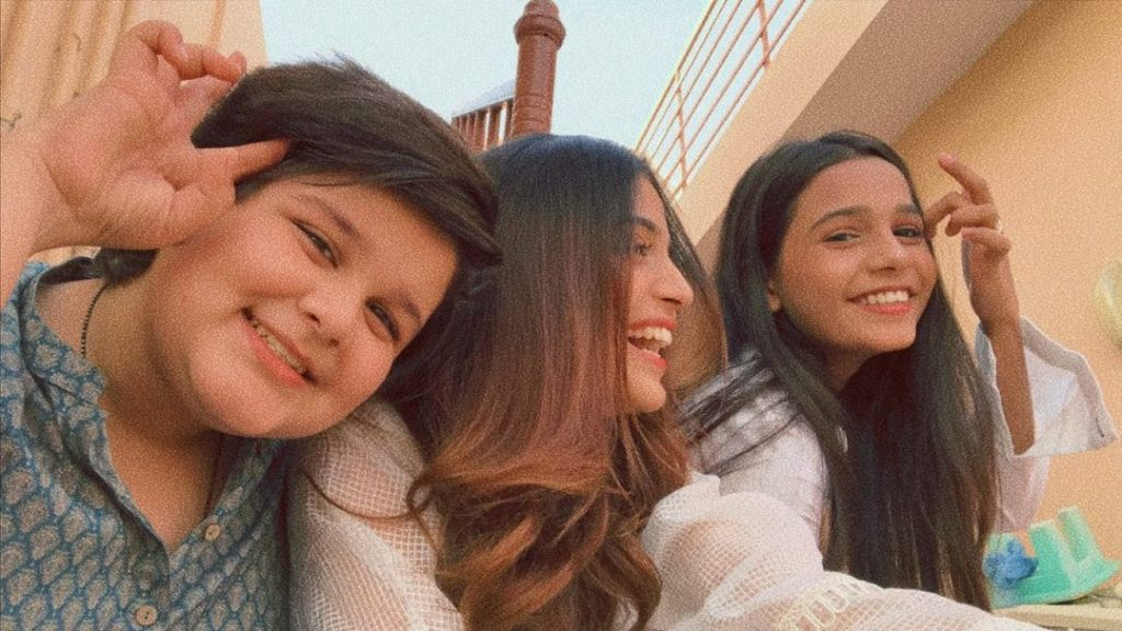 Laiba Khan Reveals Details About Her Family