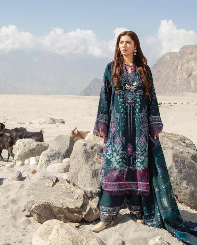 Mahira Khan Shared About Her Difficult Journey