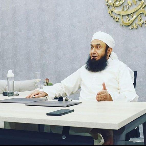Maulana Tariq Jameel Talks About His Health Status