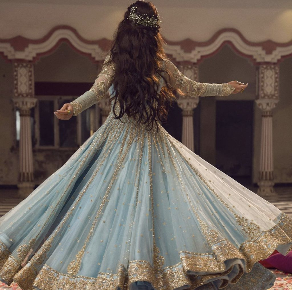 Maya Ali And Sheheryar Munawar Latest Bridal Photoshoot