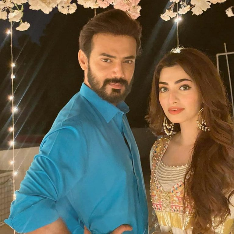 Melodious OST Of Faryaad Is Finally Out