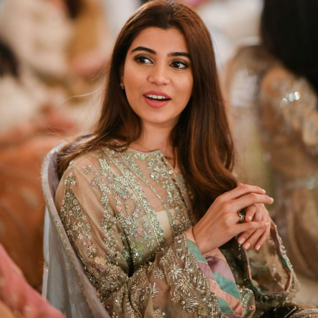 Minna Tariq's Pictures From Wedding Event