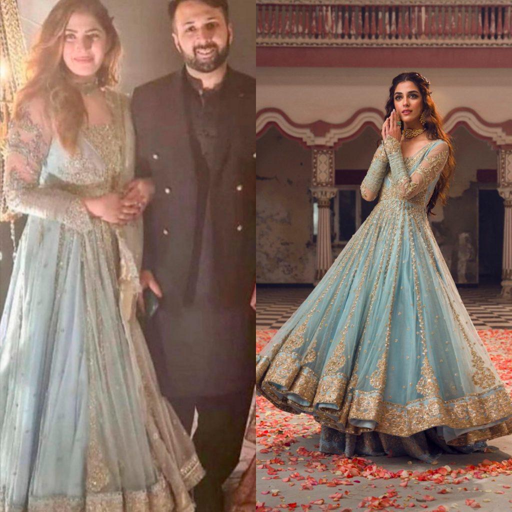 Naimal Khawar Or Maya Ali, Who Wore It Better?