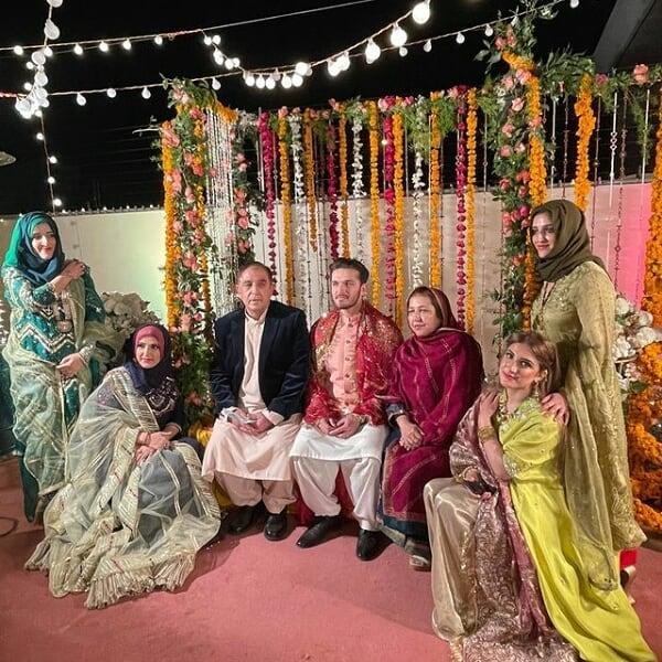 Fiza Khawar's Husband Abdullah Khan Mayoun - Pictures And Videos