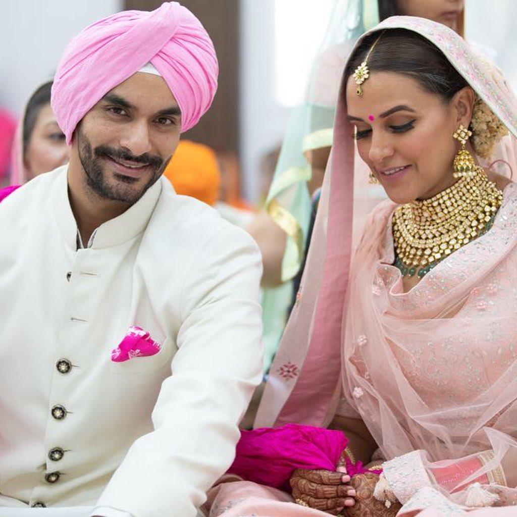 Neha Dhupia Husband   10 Exquisite Pictures