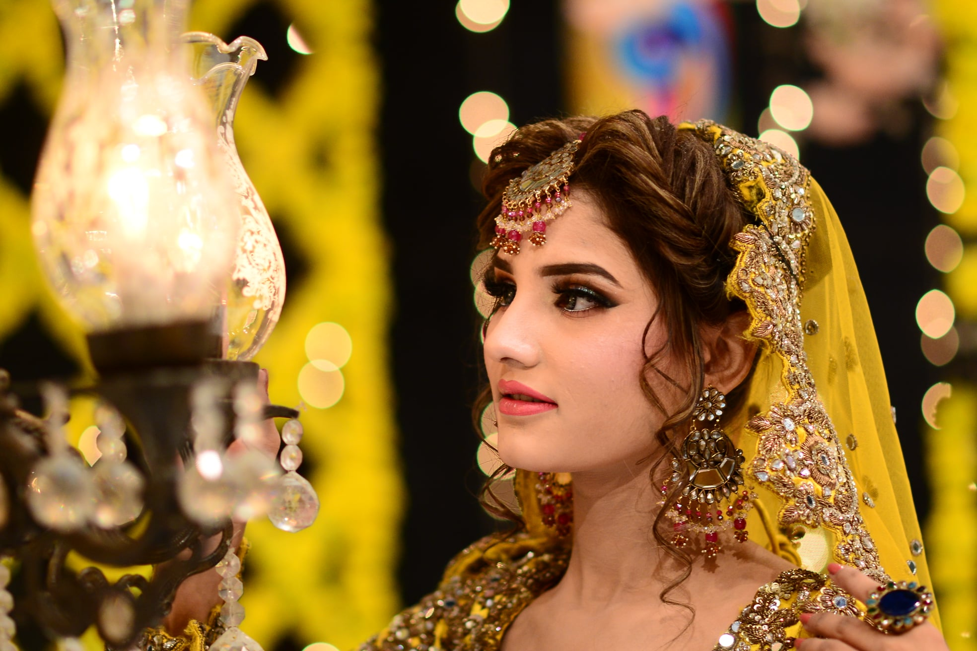 Kashee Bridal Makeup