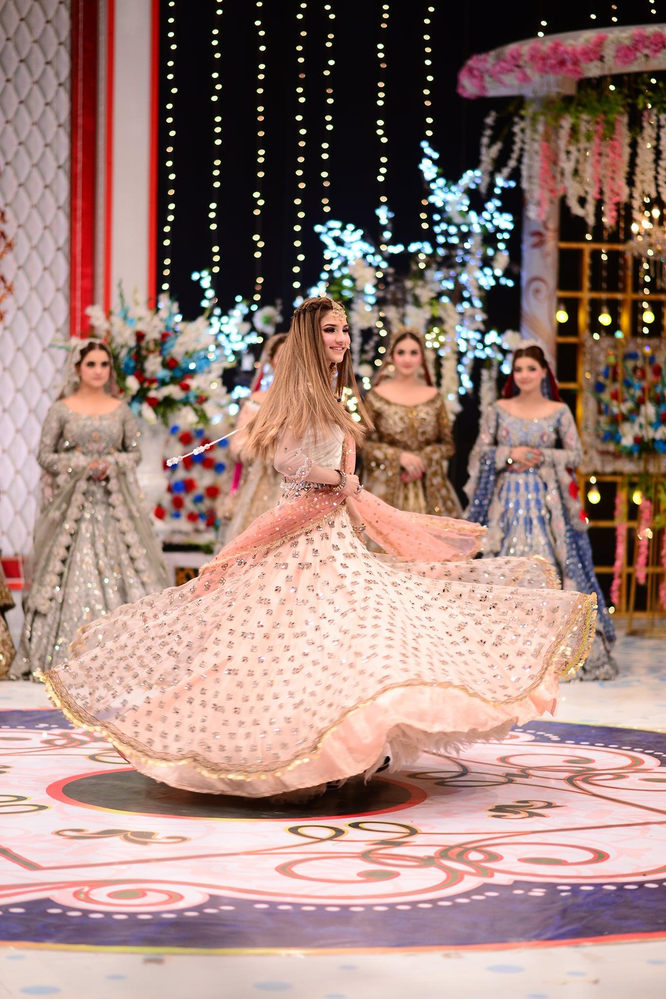 Viral Sensation is Looking Gorgeous in Bridal Look