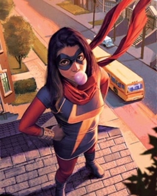 Nimra Bucha To Feature In Ms. Marvel Movie