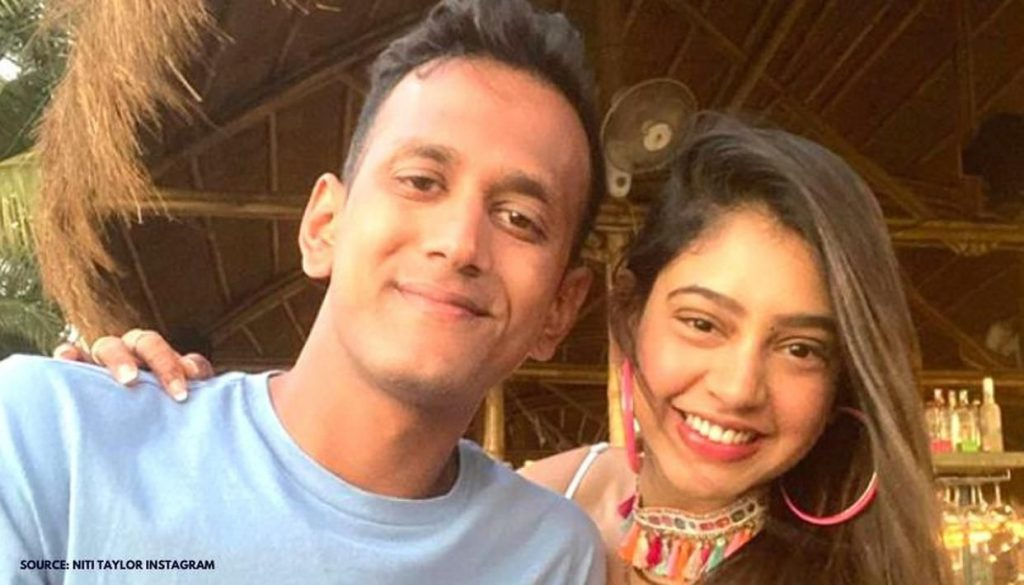 Niti Taylor Husband | 10 Beguiling Pictures