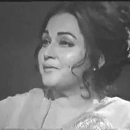 Noor Jehan's Granddaughter Recreates Her Look