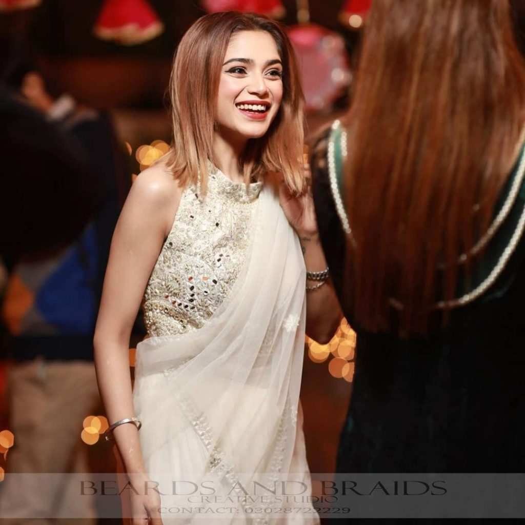 Public Mocks Aima Baig's Look From Her Sister's Wedding Day